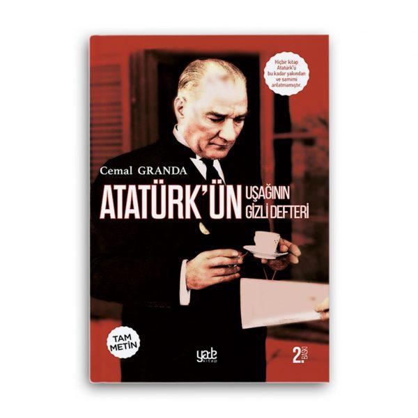 Atatürk'ün uşağının gizli defteri kitabı
