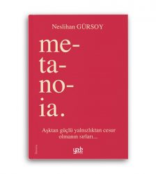 Metanoia kitap kapağı
