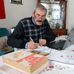 """OSMAN KARACA """"BİZLER ONLARA ÇOK ŞEY BORÇLUYUZ"""""""