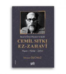 Cemil Sıtkı Ez-Zahavi Kitap Kapağı