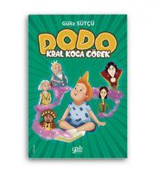 Dodo Kral Koca Göbek kitap kapağı