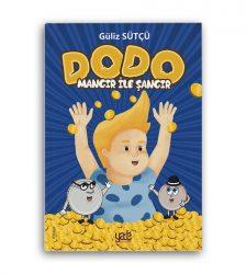 Dodo Mangır ile şangır kitap kapağı